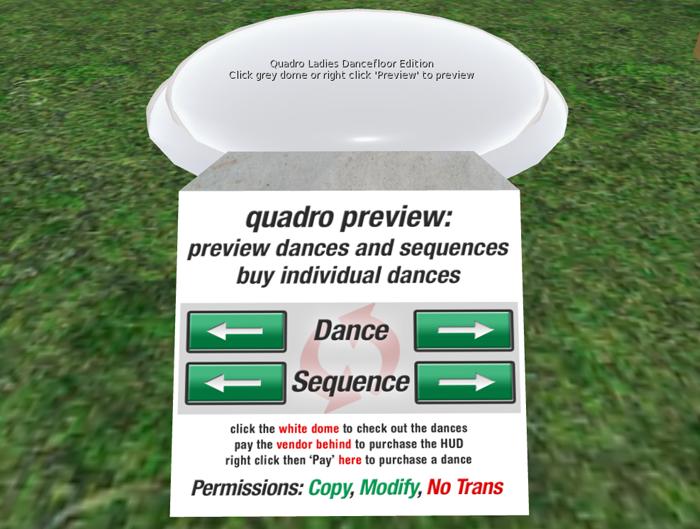 Using Dance Vending Machines